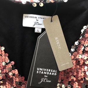 J. Crew Dresses - J.Crew sequins V-neck party dress